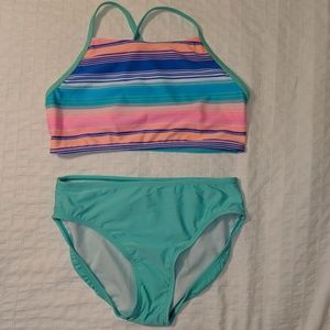 NWT Cat & Jack swim suit, sz XL (12-14)